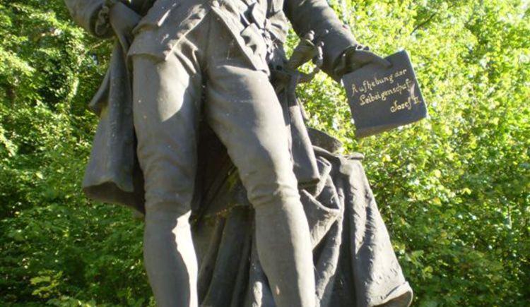 Kaiser-Joseph-Statue (© Vianovis)