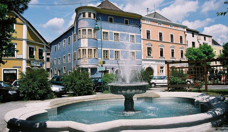 Aschach an der Donau Ortsaufnahme