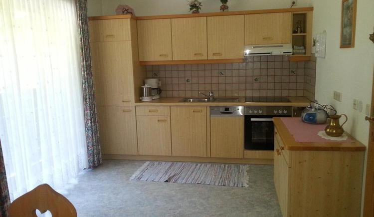 Kitchen (© Ferienwohnung Anna & Wilhelm Ebner)