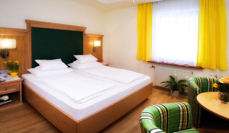Komfort Doppelzimmer Gästehaus ohne Balkon