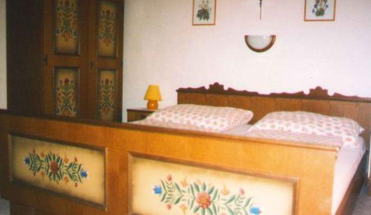 Haus am Wald Schlafzimmer Voglauer