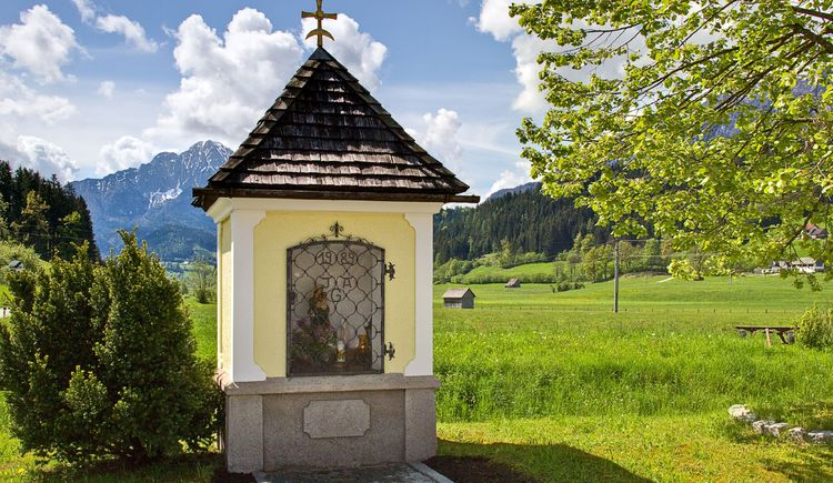 Hofbauer Kapelle (© TVB Pyhrn-Priel/Sulzbacher)