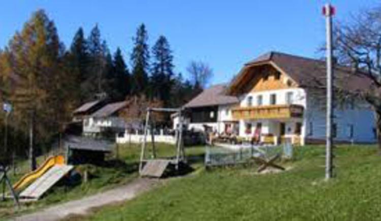 Almgasthof Schwarz (© Helga Schwarz)