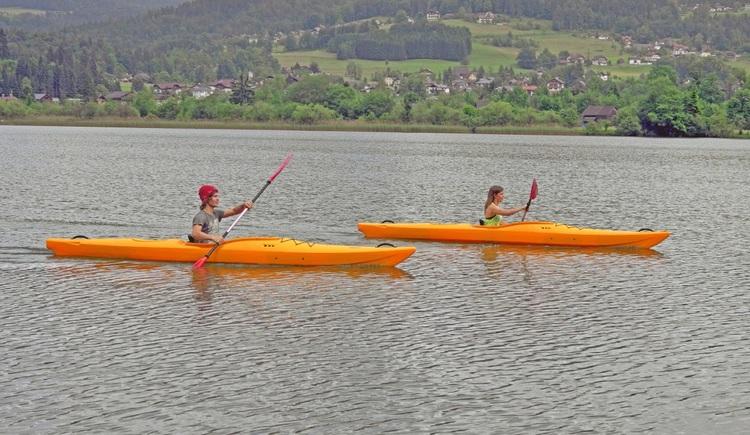 Kayak rental at Mr. Gschwendtner in Bad Goisern. (© ©Gschwendtner Gerhard)