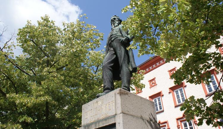 Franz Stelzhammer (© Stadtmarketing Ried)