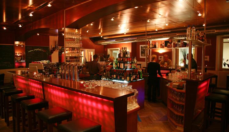 Restaurant - Bar Bauböck's im Kaiserhof in Ried (© Elisabeth Poringer)