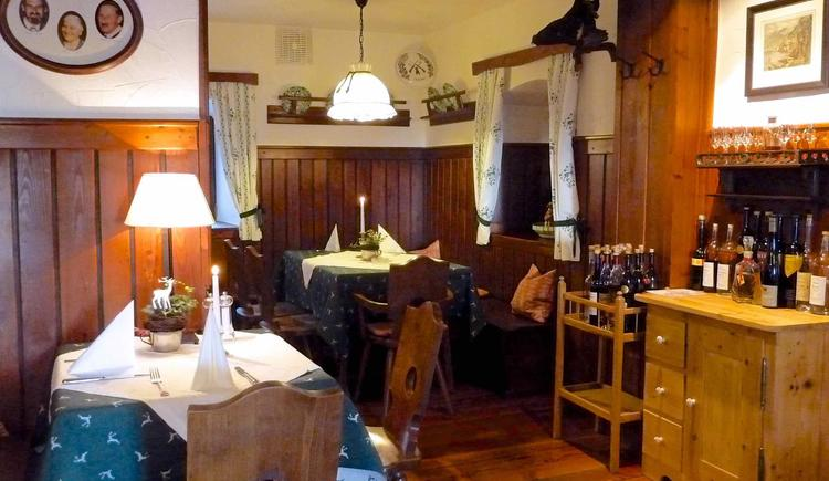 Gastzimmer (© Andrea Bergbaur)
