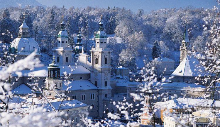 Salzburg Winter Waschlgut