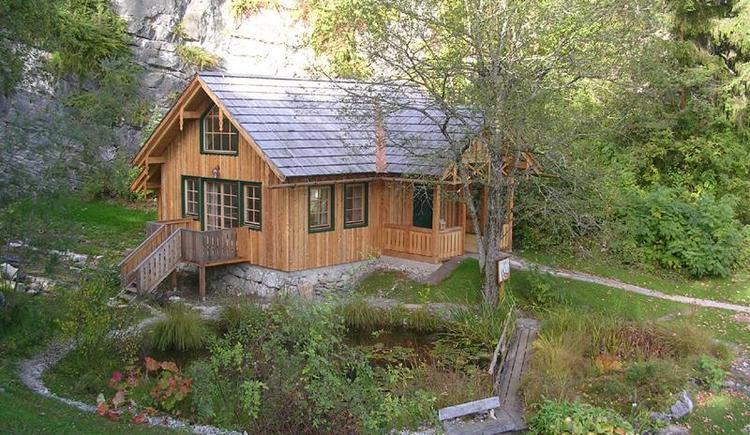 Alpengartenhaus Bad Aussee