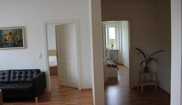 Apartment Wohnzone