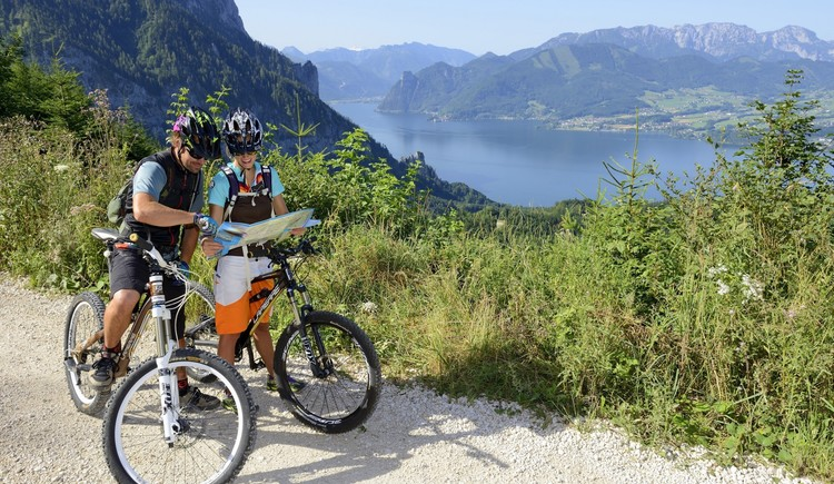 Mountainbiken (© Karl Heinz Ruber)