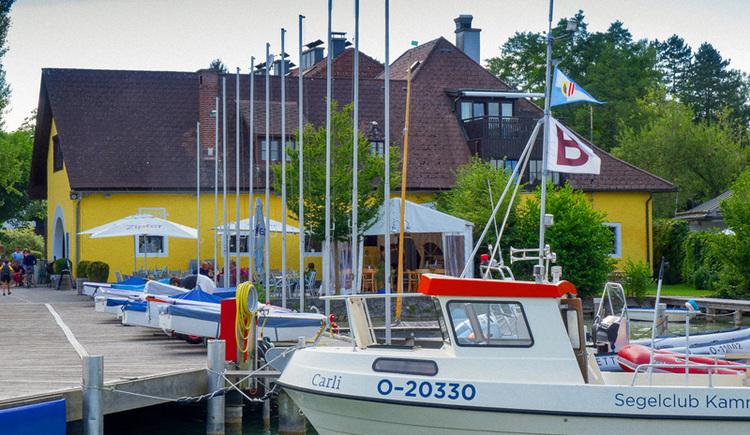 Segelclub Kammersee (© Eva Hirschböck)