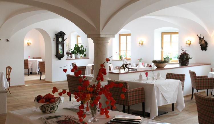 Hotel Hochsteg Gütl - Frühstücksraum (© Hotel Hochsteg Gütl)