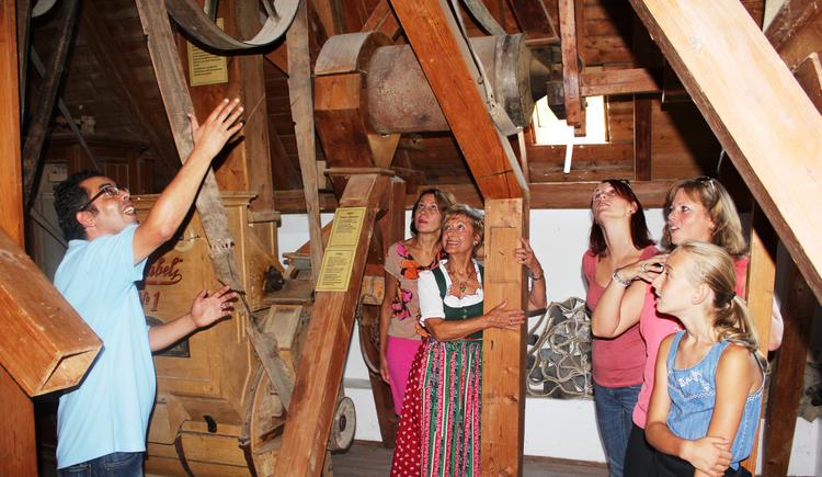 Sturmmühle - Mühlenmuseum
