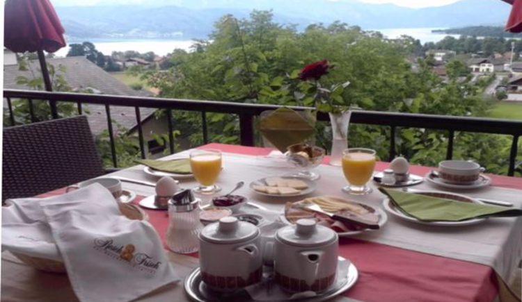 Panoramafrühstück (© Familie Koberger)