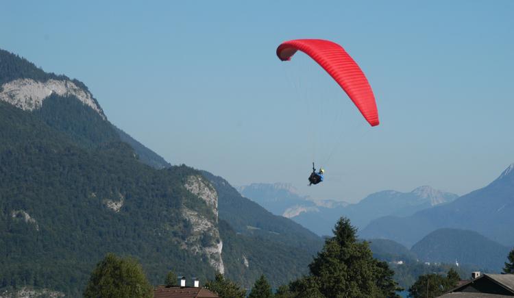 Am Zwölferhorn werden auch Kurse angeboten! (© WTG)