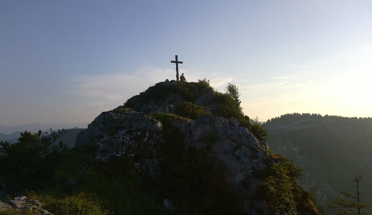 Gipfel Sparber. (© Maria Eisl)