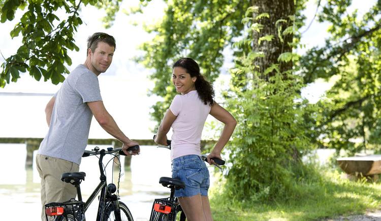 Biken im Salzkammergut (© EurothermenResort)