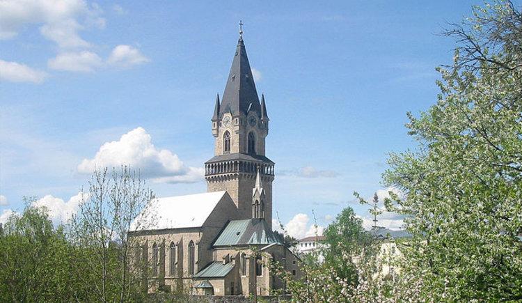 Kirche Haslach