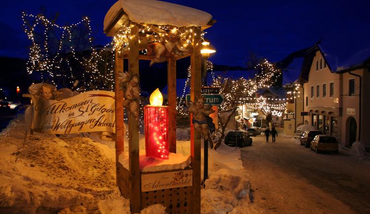 Kerze St. Gilgen