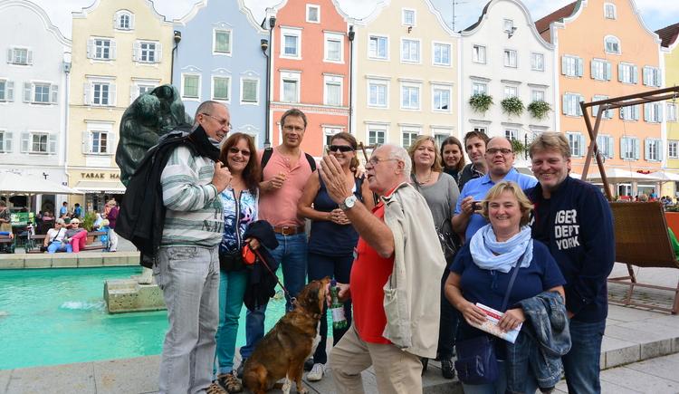 Stadtführung (© Schärding Tourismus)