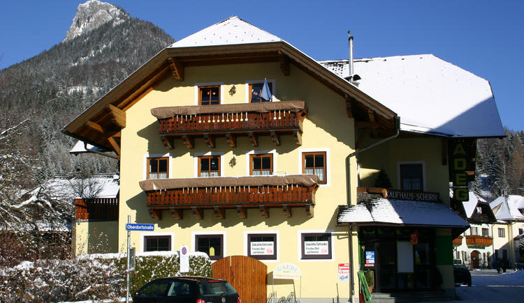 ADEG - Kaufhaus Schorn (© Tourismusverband Fuschl am See)