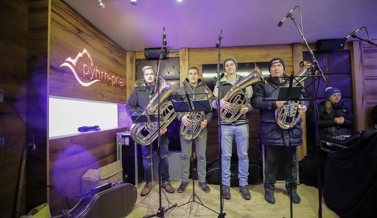 Musikunterhaltung (© TVB Pyhrn-Priel/Hinterramskogler)