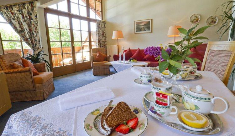 Frühstück in der Suite (© Furian)