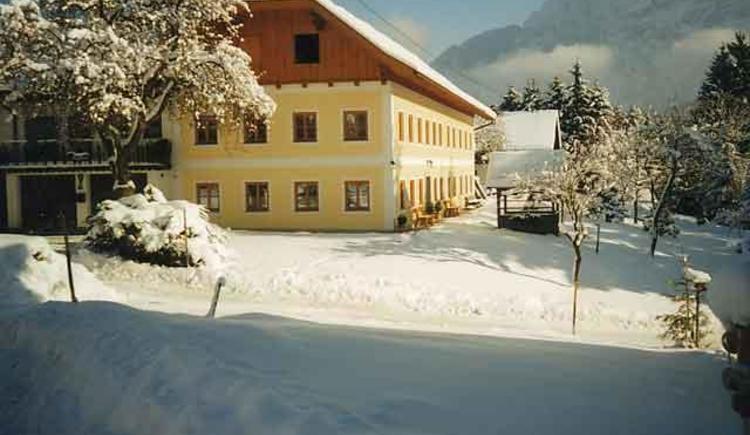 Winteransicht (© Unteres Feld)