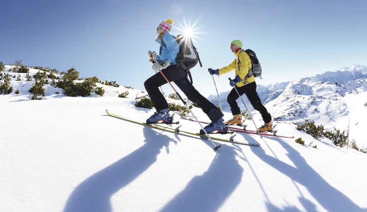 Skitour auf den Feuerkogel