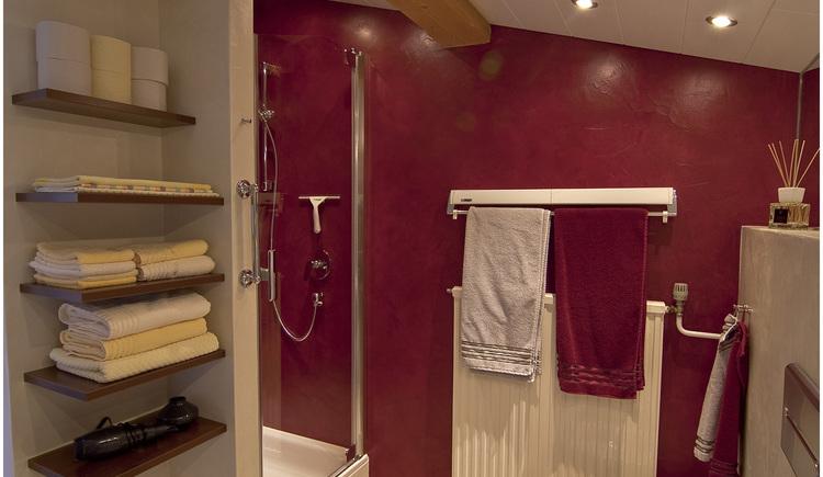 Apartment Hutflesz - Dusche