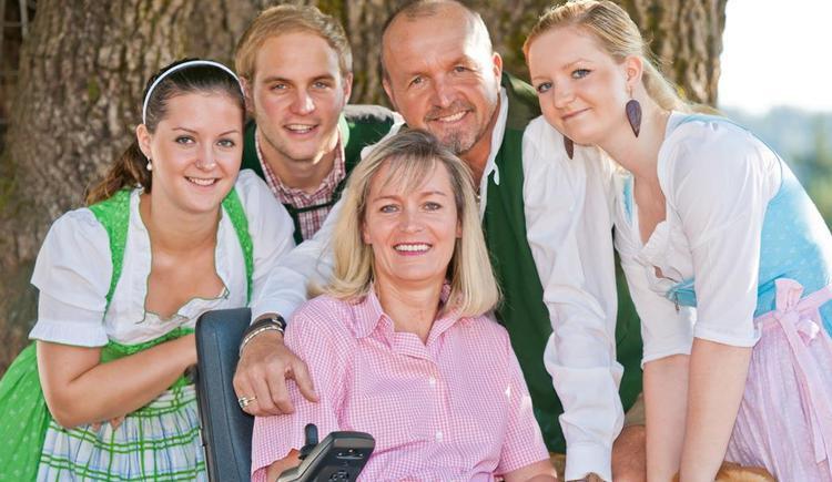 Familie Teufl (© Hotel Alte Post Faistenau)