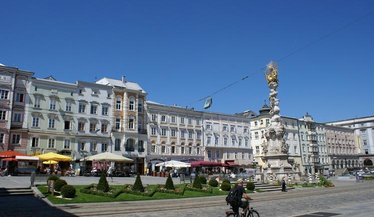 Hauptplatz (© Linztourismus LE)