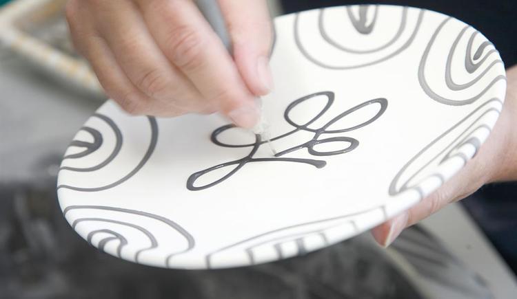 Gmundner Keramik - Flammen (© Gmundner Keramik)
