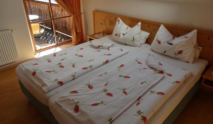Schlafzimmer Spitzplaneck (© Silberleithner Ricki)
