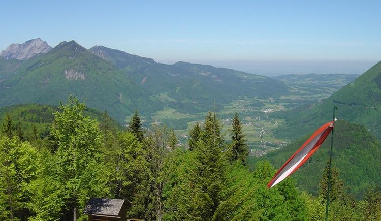 Blick vom Hochberghaus