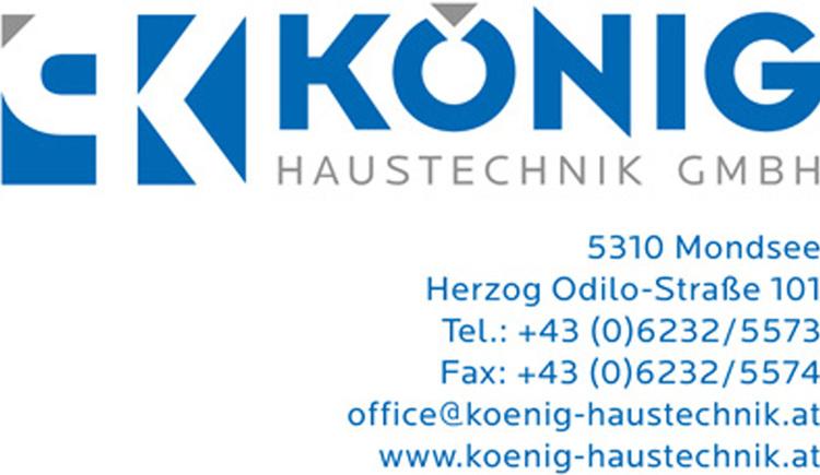 Logo: König Haustechnik
