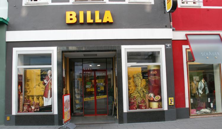 Billa Corso (© www.badischl.at)