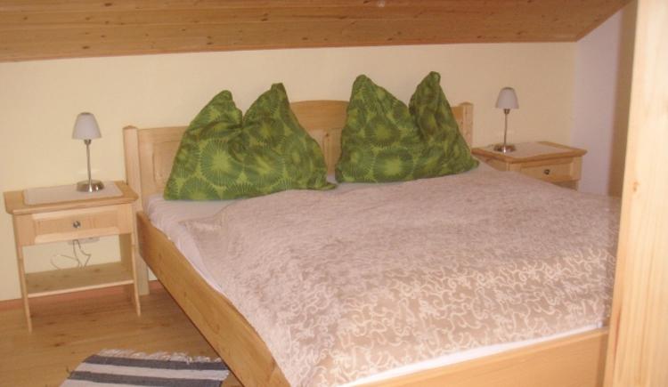 Aus den selbstgemachten Schlafzimmern läst es sich herrlich kuscheln