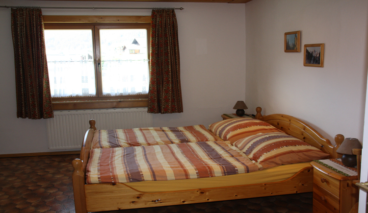 "Bed room \""Gosaukamm\"""