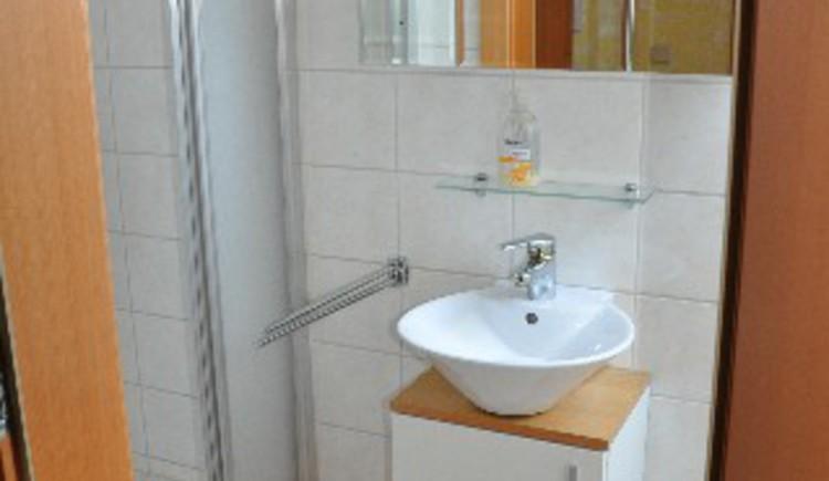 Haus Schober: Badezimmer