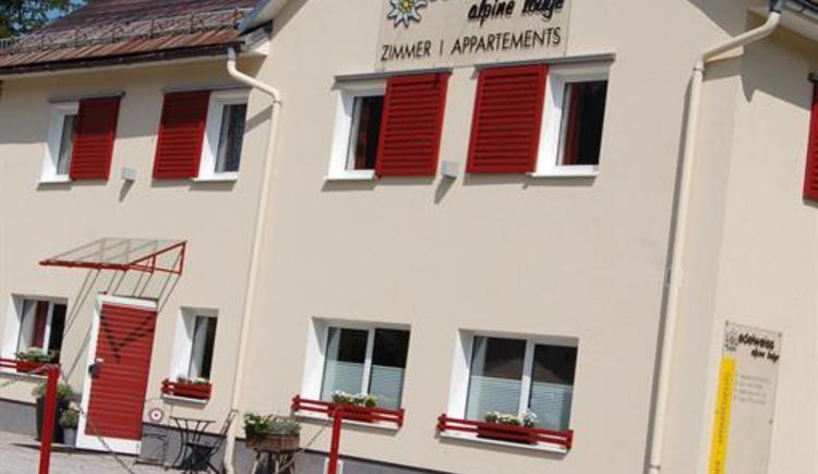 Haus Sommer (© Edelweiss Alpine Lodge)