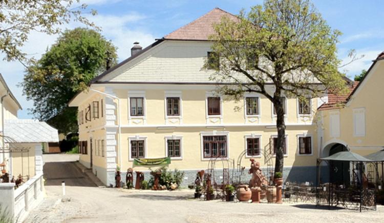 Jausenstation, Mostheuriger, Gastgarten, Busreisen,Natur,Ambiente