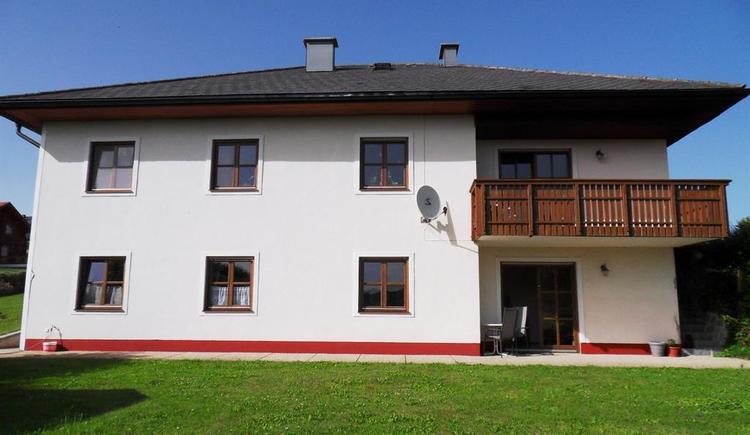 Haus Hermine im Sommer (© privat)
