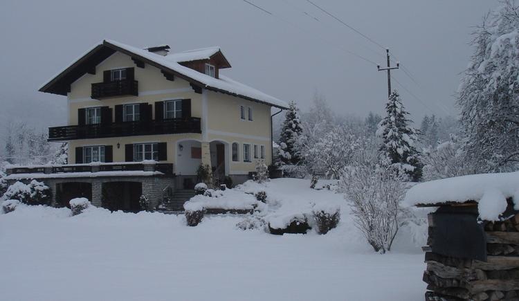 Das Haus Peer bietet zwei komplett ausgestattete Ferienwohnungen in der Ortschaft Ramsau circa 15 Gehminuten vom Zentrum entfernt.