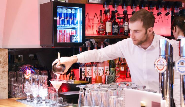 Maders Bar (© Hotel Mader)