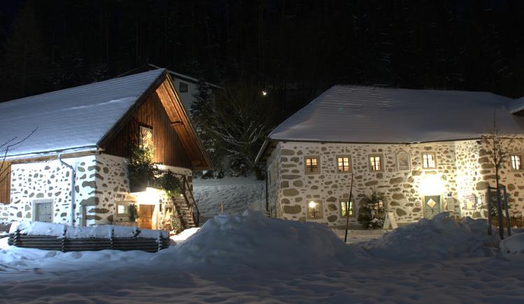 Winter beim KräuterWirt (© KräuterWirt)