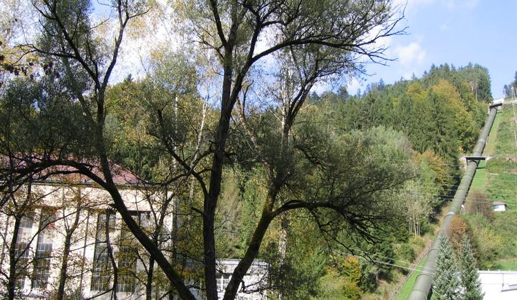 Kraftwerk Partenstein
