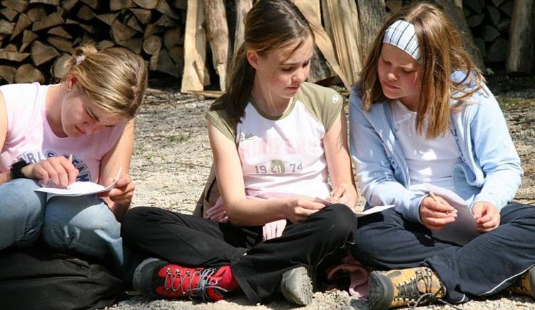 Schulsport (© pyhrnPriel Erlebnisagentur)