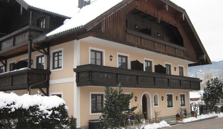 Winter am Hoferbauergut